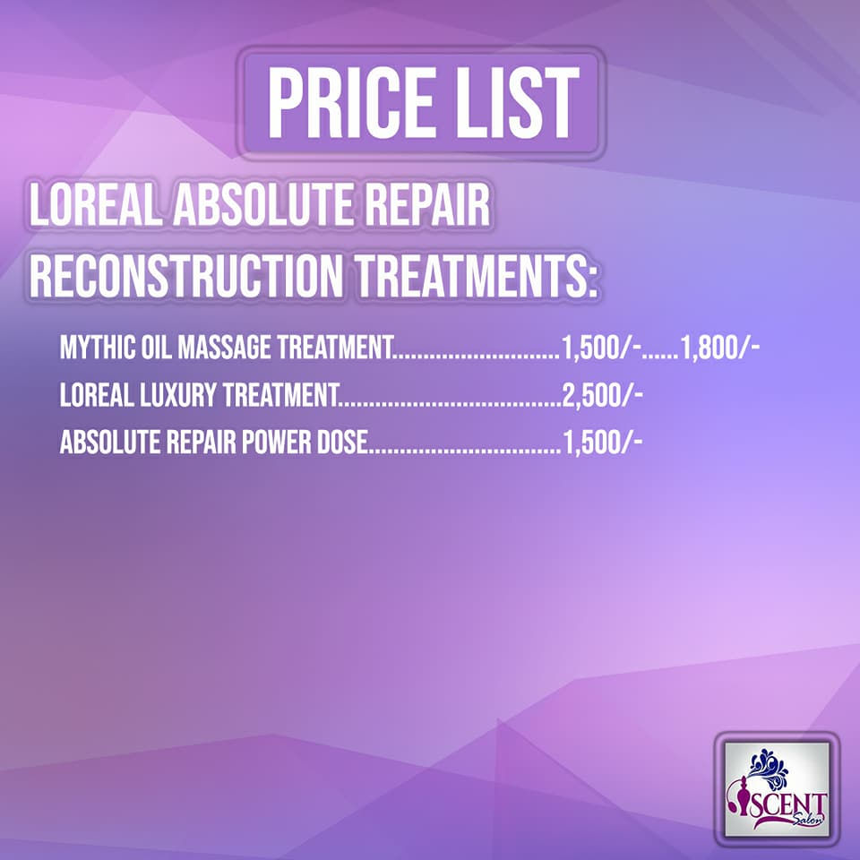 Loreal Treatments